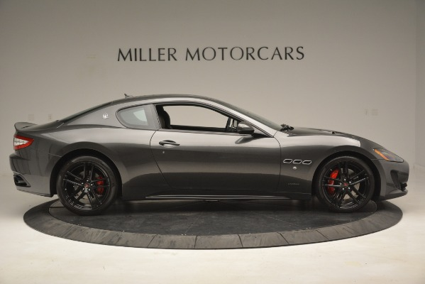 Used 2017 Maserati GranTurismo GT Sport Special Edition for sale Sold at Maserati of Westport in Westport CT 06880 9