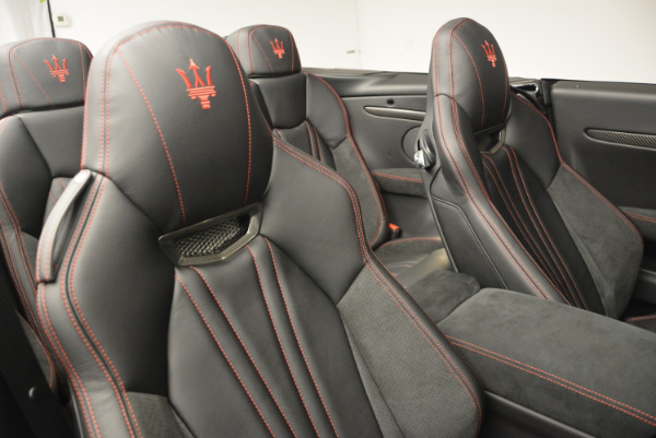 New 2017 Maserati GranTurismo Sport Special Edition for sale Sold at Maserati of Westport in Westport CT 06880 28