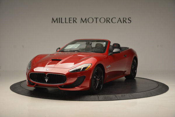 New 2017 Maserati GranTurismo Sport Special Edition for sale Sold at Maserati of Westport in Westport CT 06880 1