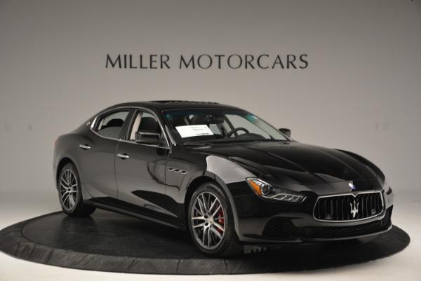 Used 2016 Maserati Ghibli S Q4  EX-LOANER for sale Sold at Maserati of Westport in Westport CT 06880 11