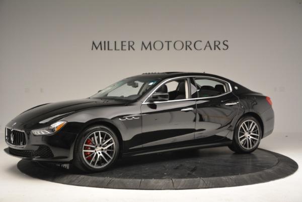 Used 2016 Maserati Ghibli S Q4  EX-LOANER for sale Sold at Maserati of Westport in Westport CT 06880 2