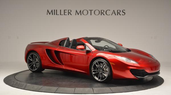 Used 2013 McLaren 12C Spider for sale Sold at Maserati of Westport in Westport CT 06880 10