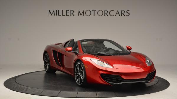 Used 2013 McLaren 12C Spider for sale Sold at Maserati of Westport in Westport CT 06880 11