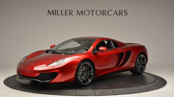 Used 2013 McLaren 12C Spider for sale Sold at Maserati of Westport in Westport CT 06880 15