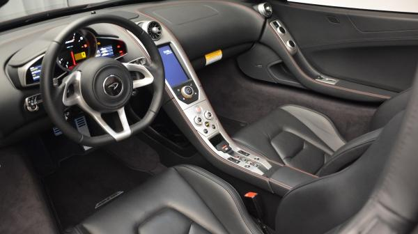 Used 2013 McLaren 12C Spider for sale Sold at Maserati of Westport in Westport CT 06880 22