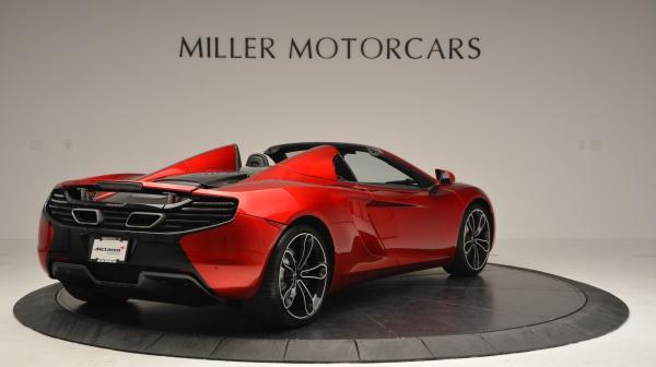 Used 2013 McLaren 12C Spider for sale Sold at Maserati of Westport in Westport CT 06880 7