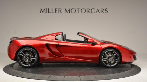 Used 2013 McLaren 12C Spider for sale Sold at Maserati of Westport in Westport CT 06880 9