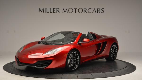 Used 2013 McLaren 12C Spider for sale Sold at Maserati of Westport in Westport CT 06880 1