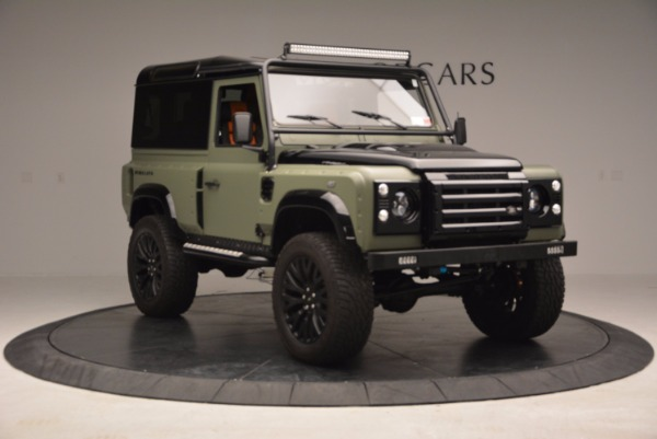 Used 1997 Land Rover Defender 90 for sale Sold at Maserati of Westport in Westport CT 06880 11