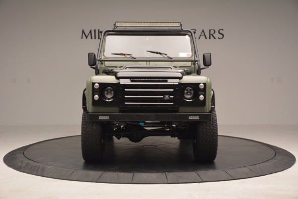 Used 1997 Land Rover Defender 90 for sale Sold at Maserati of Westport in Westport CT 06880 12