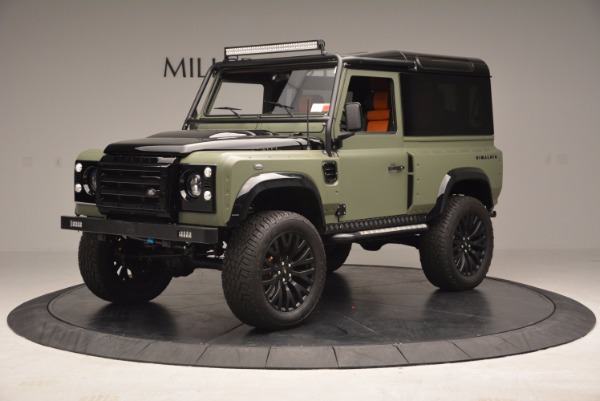 Used 1997 Land Rover Defender 90 for sale Sold at Maserati of Westport in Westport CT 06880 2