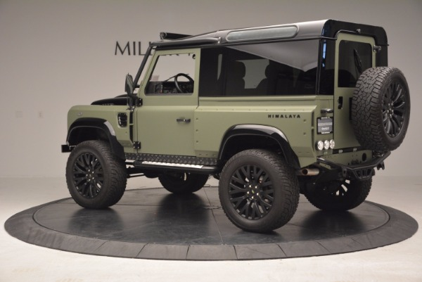 Used 1997 Land Rover Defender 90 for sale Sold at Maserati of Westport in Westport CT 06880 4