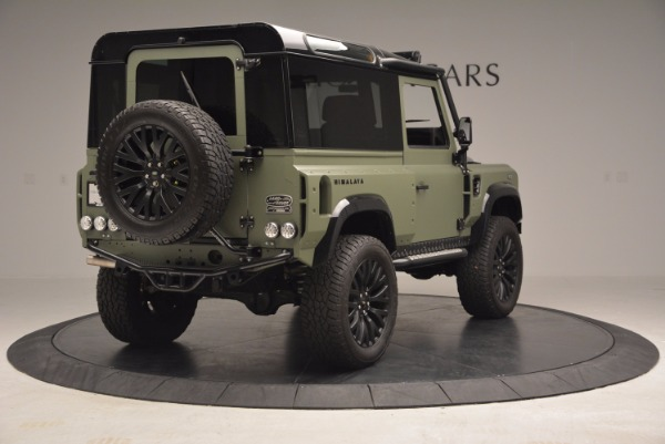 Used 1997 Land Rover Defender 90 for sale Sold at Maserati of Westport in Westport CT 06880 7
