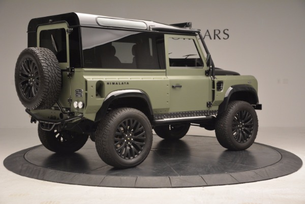 Used 1997 Land Rover Defender 90 for sale Sold at Maserati of Westport in Westport CT 06880 8