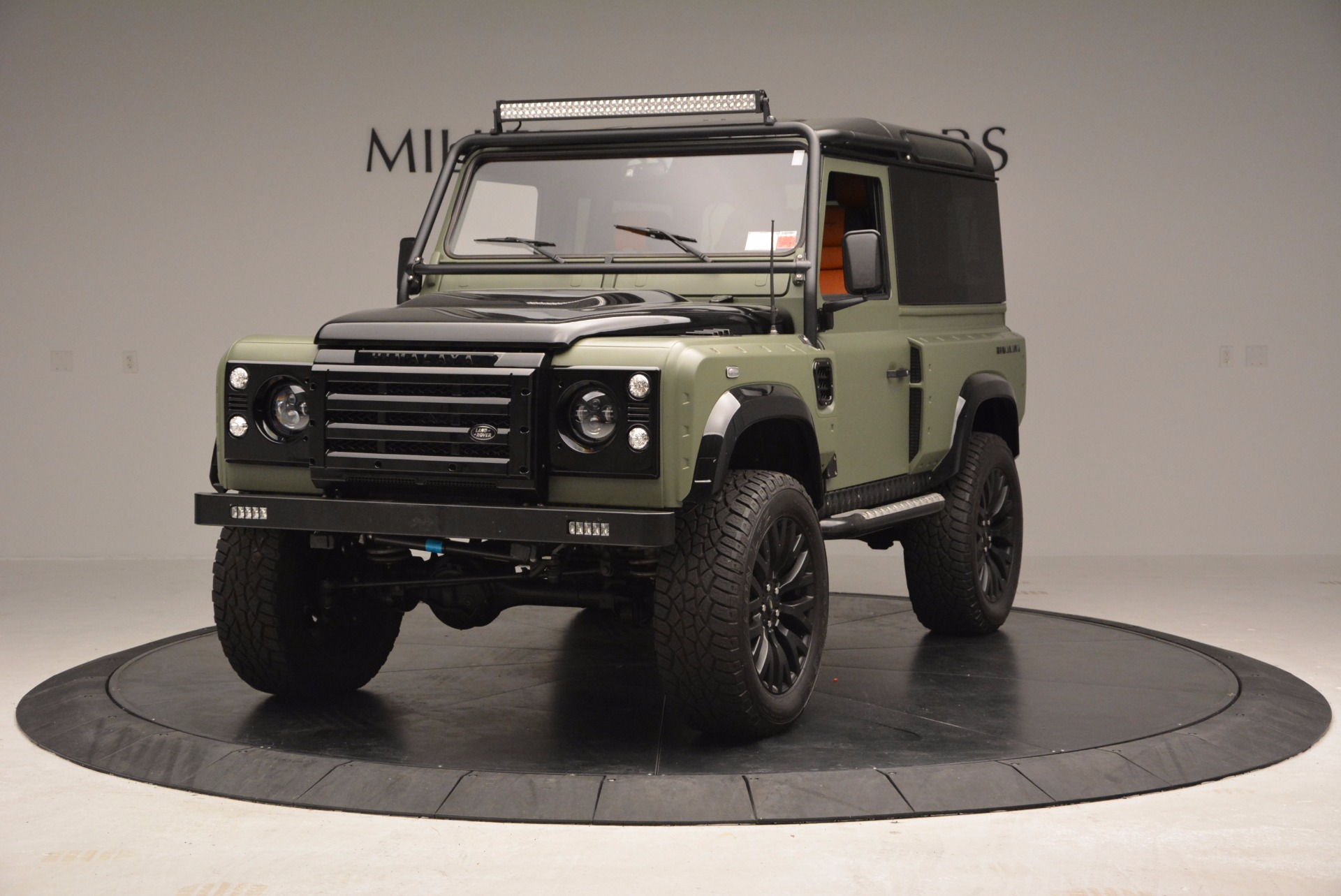 Used 1997 Land Rover Defender 90 for sale Sold at Maserati of Westport in Westport CT 06880 1