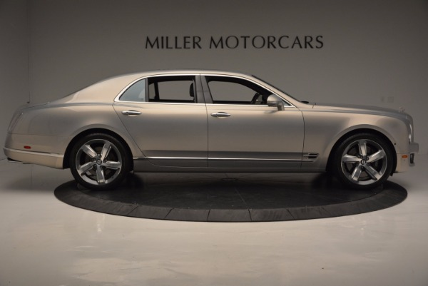 Used 2016 Bentley Mulsanne Speed for sale Sold at Maserati of Westport in Westport CT 06880 10