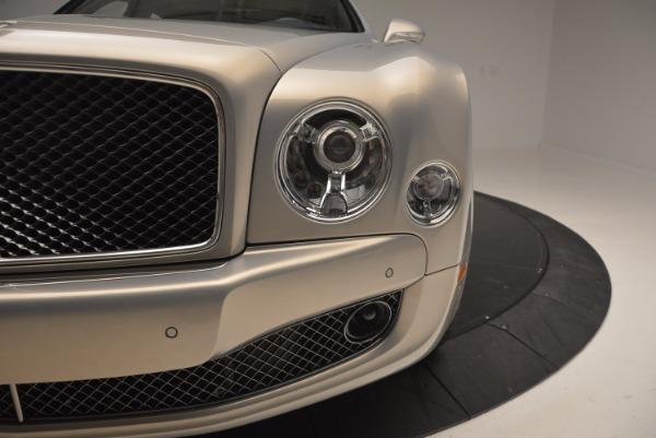 Used 2016 Bentley Mulsanne Speed for sale Sold at Maserati of Westport in Westport CT 06880 16