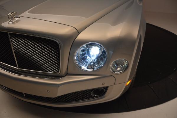 Used 2016 Bentley Mulsanne Speed for sale Sold at Maserati of Westport in Westport CT 06880 17