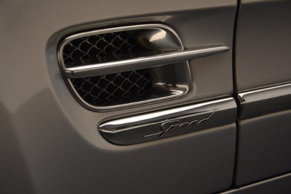 Used 2016 Bentley Mulsanne Speed for sale Sold at Maserati of Westport in Westport CT 06880 21
