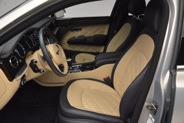 Used 2016 Bentley Mulsanne Speed for sale Sold at Maserati of Westport in Westport CT 06880 25