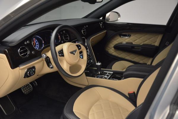 Used 2016 Bentley Mulsanne Speed for sale Sold at Maserati of Westport in Westport CT 06880 26