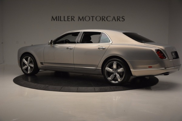 Used 2016 Bentley Mulsanne Speed for sale Sold at Maserati of Westport in Westport CT 06880 4