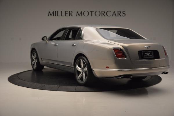 Used 2016 Bentley Mulsanne Speed for sale Sold at Maserati of Westport in Westport CT 06880 6