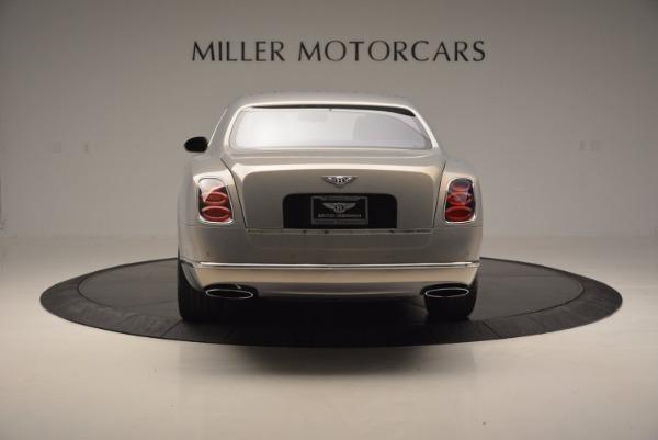 Used 2016 Bentley Mulsanne Speed for sale Sold at Maserati of Westport in Westport CT 06880 7