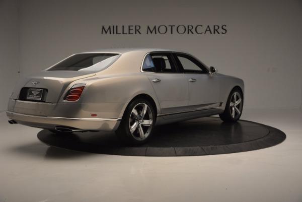 Used 2016 Bentley Mulsanne Speed for sale Sold at Maserati of Westport in Westport CT 06880 9