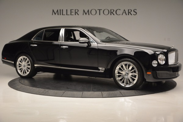 Used 2016 Bentley Mulsanne for sale Sold at Maserati of Westport in Westport CT 06880 10