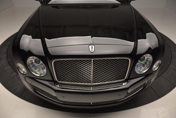 Used 2016 Bentley Mulsanne for sale Sold at Maserati of Westport in Westport CT 06880 13