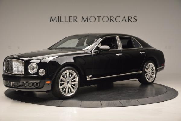 Used 2016 Bentley Mulsanne for sale Sold at Maserati of Westport in Westport CT 06880 2