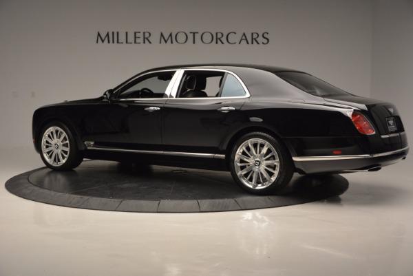 Used 2016 Bentley Mulsanne for sale Sold at Maserati of Westport in Westport CT 06880 4