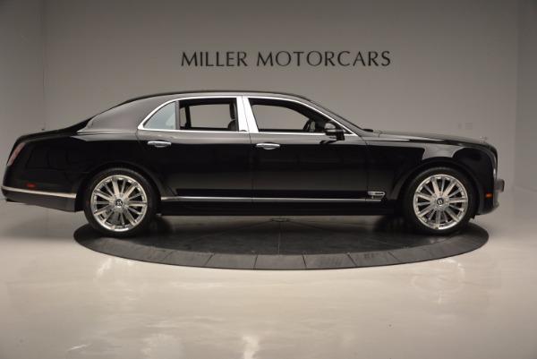 Used 2016 Bentley Mulsanne for sale Sold at Maserati of Westport in Westport CT 06880 9