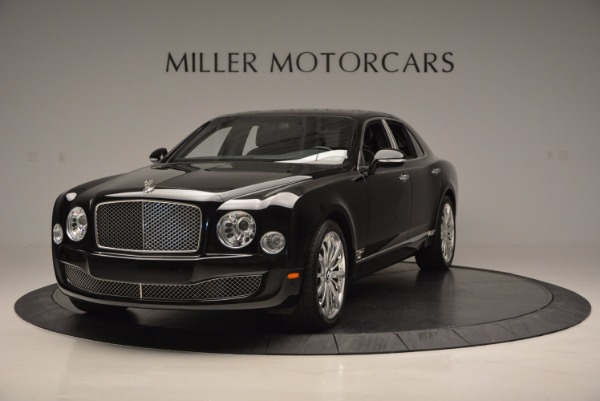 Used 2016 Bentley Mulsanne for sale Sold at Maserati of Westport in Westport CT 06880 1