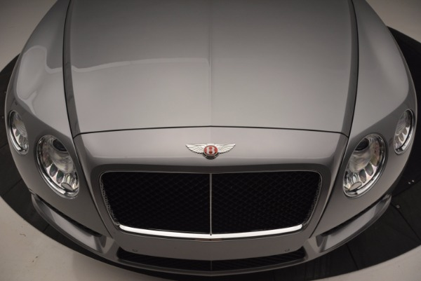 Used 2014 Bentley Continental GT V8 for sale Sold at Maserati of Westport in Westport CT 06880 13