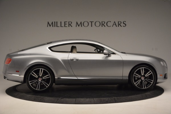 Used 2014 Bentley Continental GT V8 for sale Sold at Maserati of Westport in Westport CT 06880 9