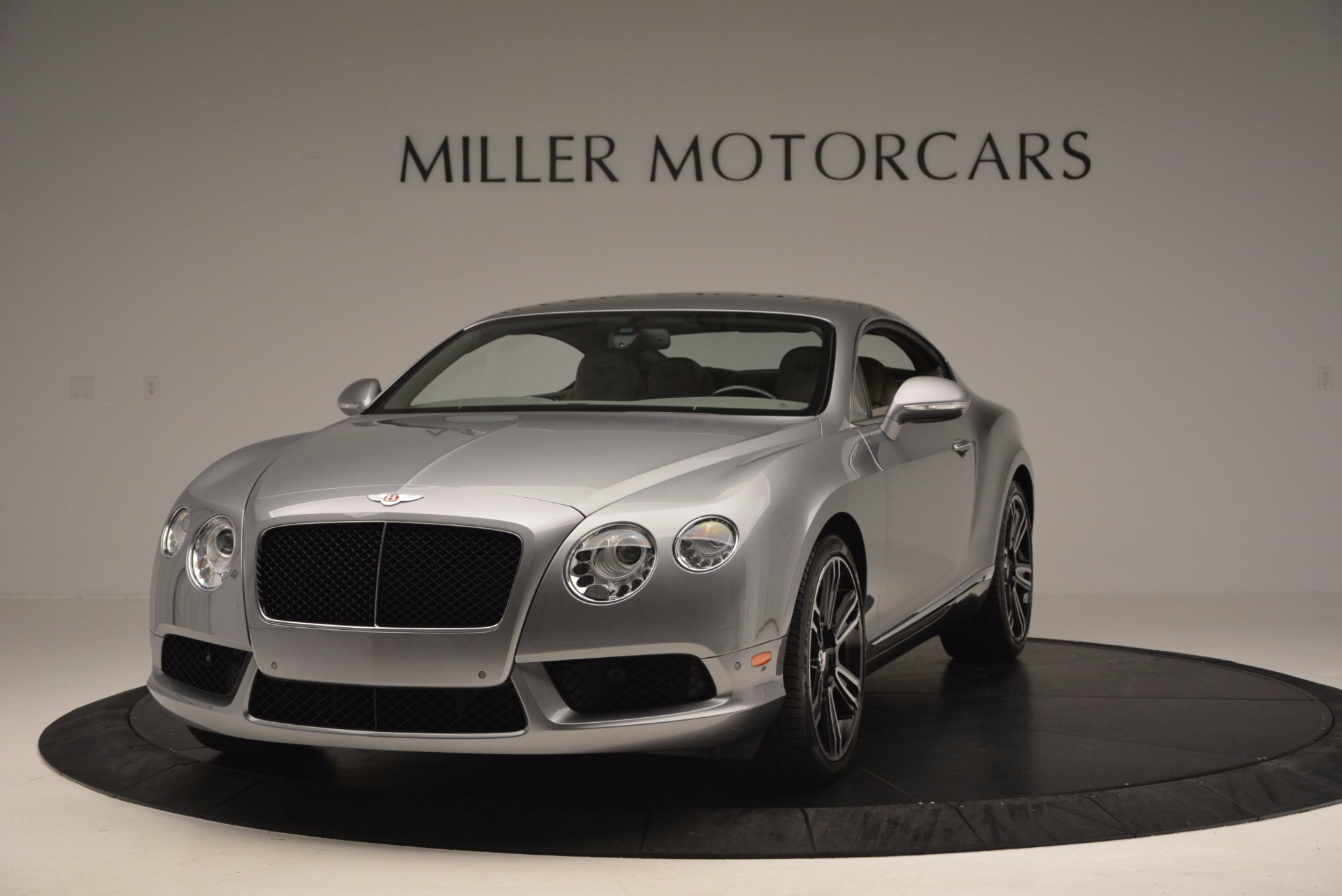 Used 2014 Bentley Continental GT V8 for sale Sold at Maserati of Westport in Westport CT 06880 1