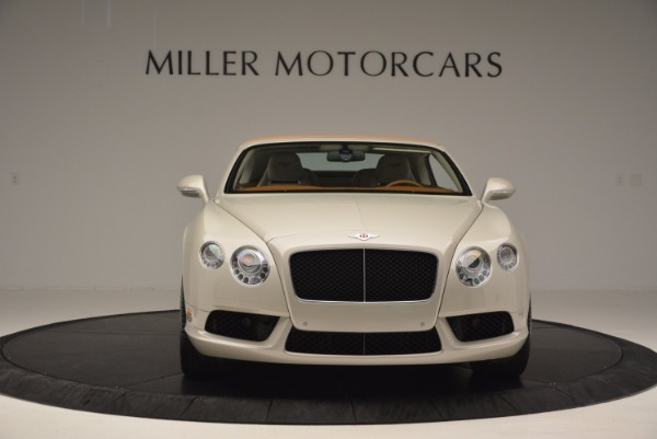 Used 2013 Bentley Continental GTC V8 for sale Sold at Maserati of Westport in Westport CT 06880 13
