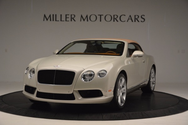 Used 2013 Bentley Continental GTC V8 for sale Sold at Maserati of Westport in Westport CT 06880 14