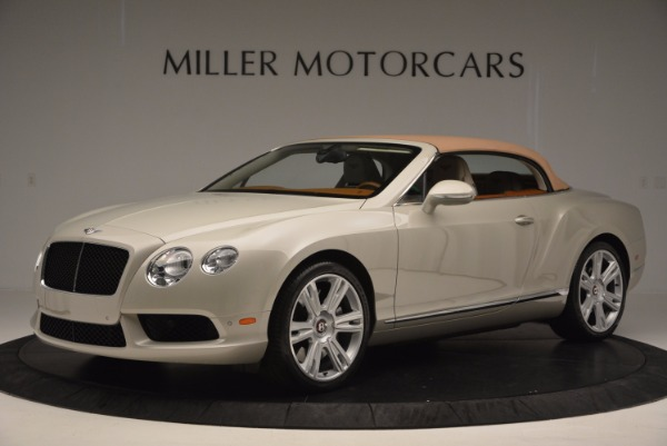 Used 2013 Bentley Continental GTC V8 for sale Sold at Maserati of Westport in Westport CT 06880 15