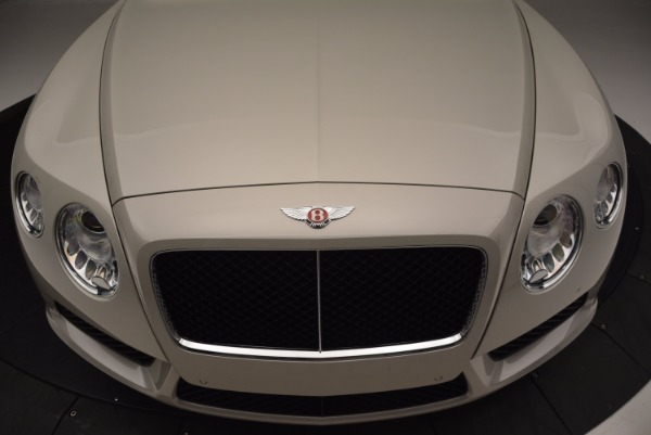 Used 2013 Bentley Continental GTC V8 for sale Sold at Maserati of Westport in Westport CT 06880 25