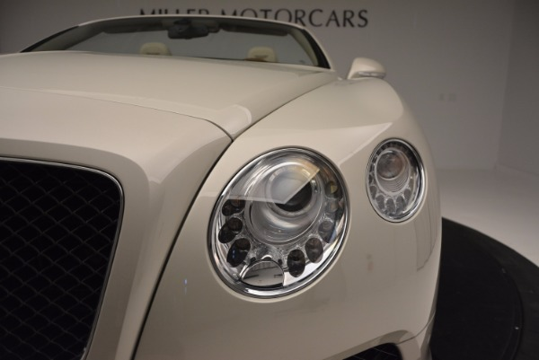 Used 2013 Bentley Continental GTC V8 for sale Sold at Maserati of Westport in Westport CT 06880 27