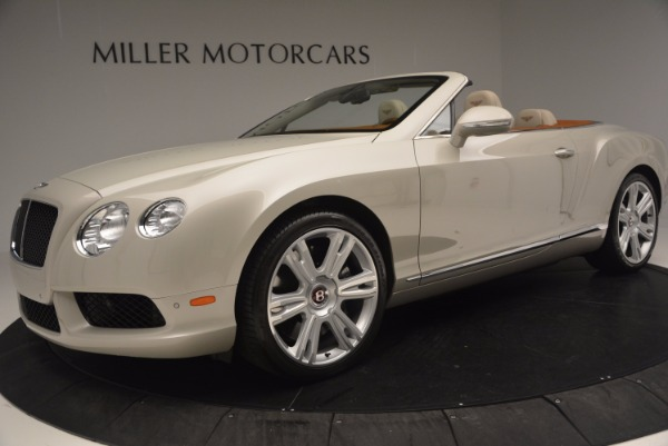 Used 2013 Bentley Continental GTC V8 for sale Sold at Maserati of Westport in Westport CT 06880 28