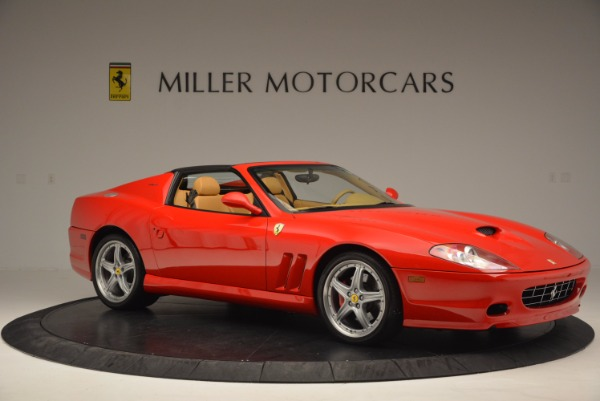 Used 2005 Ferrari Superamerica 6-Speed Manual for sale Sold at Maserati of Westport in Westport CT 06880 10