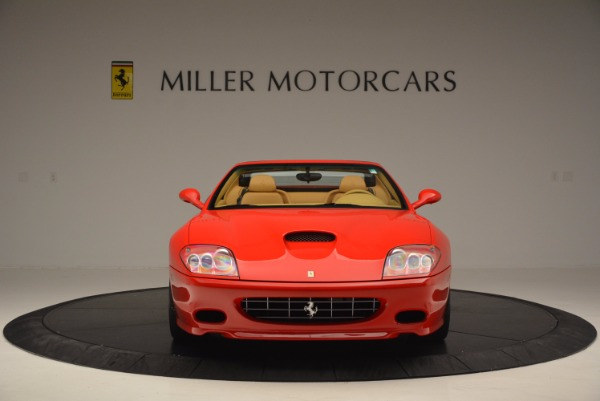 Used 2005 Ferrari Superamerica 6-Speed Manual for sale Sold at Maserati of Westport in Westport CT 06880 12