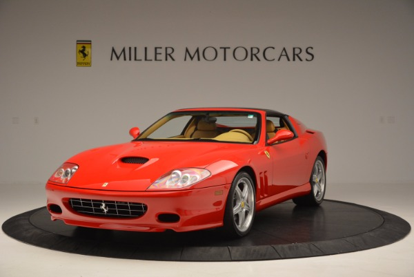 Used 2005 Ferrari Superamerica 6-Speed Manual for sale Sold at Maserati of Westport in Westport CT 06880 13