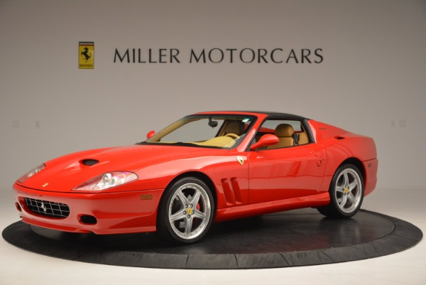 Used 2005 Ferrari Superamerica 6-Speed Manual for sale Sold at Maserati of Westport in Westport CT 06880 14