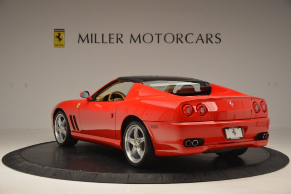 Used 2005 Ferrari Superamerica 6-Speed Manual for sale Sold at Maserati of Westport in Westport CT 06880 17