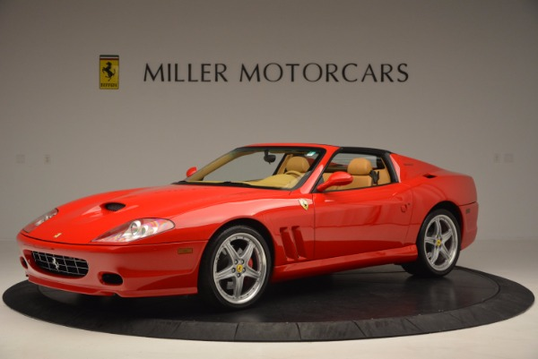 Used 2005 Ferrari Superamerica 6-Speed Manual for sale Sold at Maserati of Westport in Westport CT 06880 2